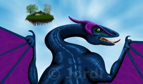 Krajina: Na drakovi