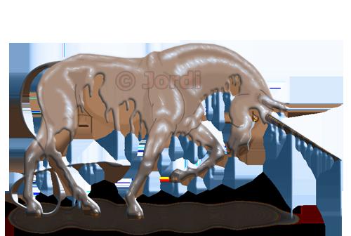 Jednorožec: Frozen Unicorn - zamrzlý jednorožec