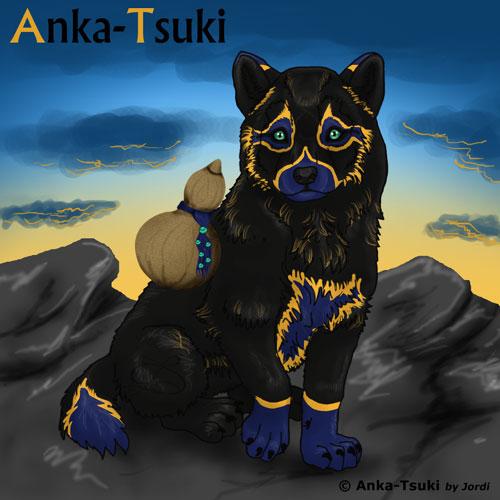 vlče: Anka-Tsuki