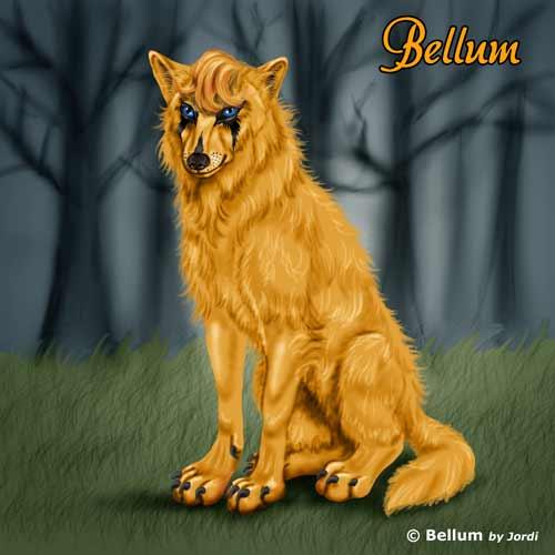 vlčice: Bellum