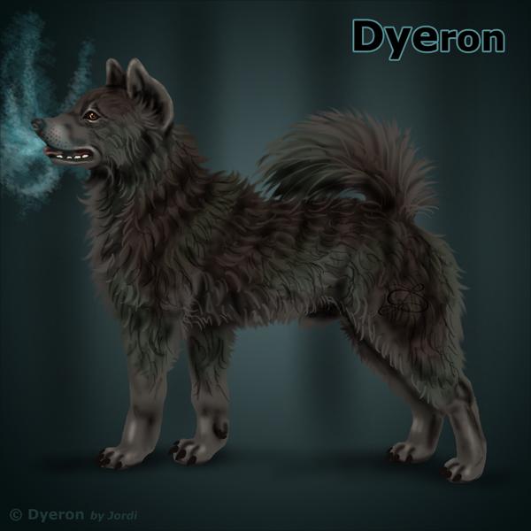 Vlk: Dyeron