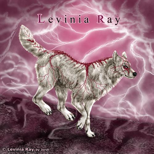vlčice: Levinia Ray