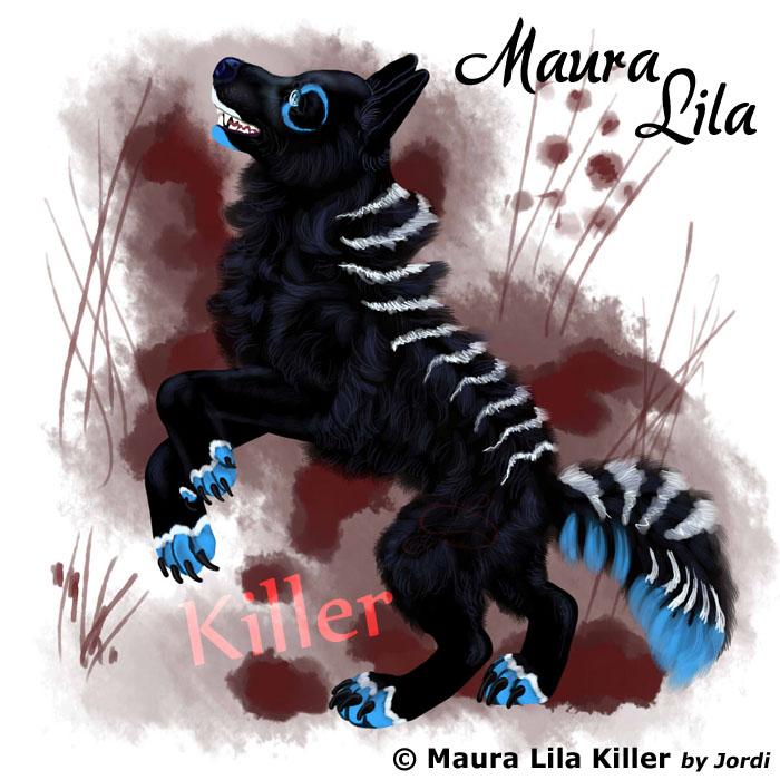 vlčice: Maura Lila