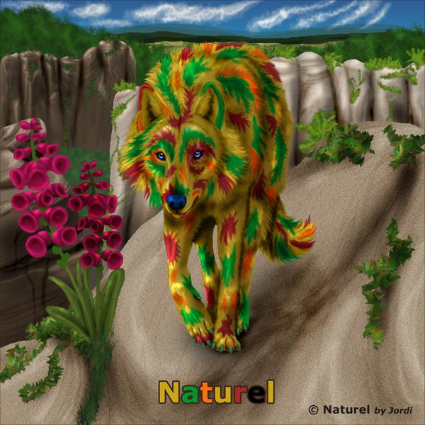 Vlk: Naturel
