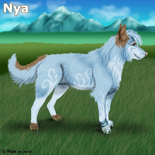 vlčice: Nya