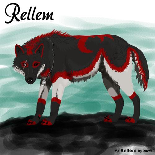 vlk: Rellem