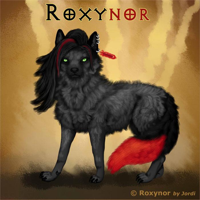 vlčice: Roxynor