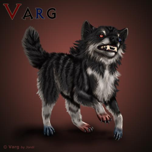 vlk: Varg