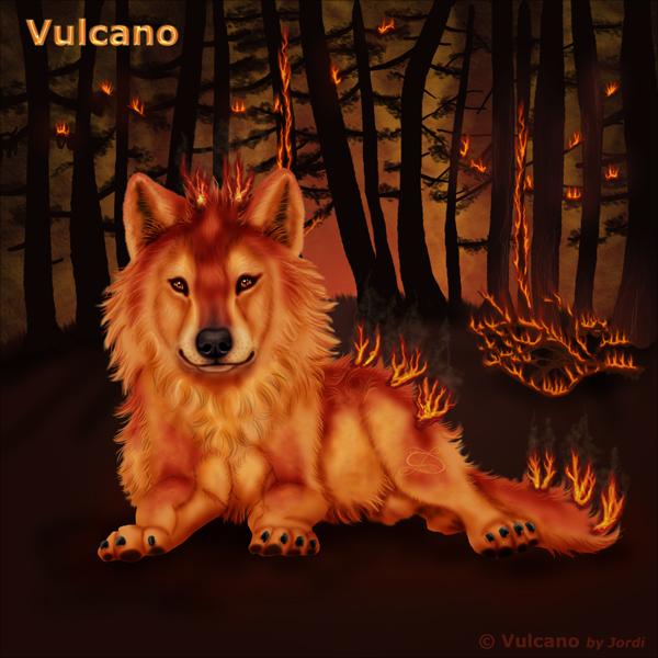Vlk: Vulcano