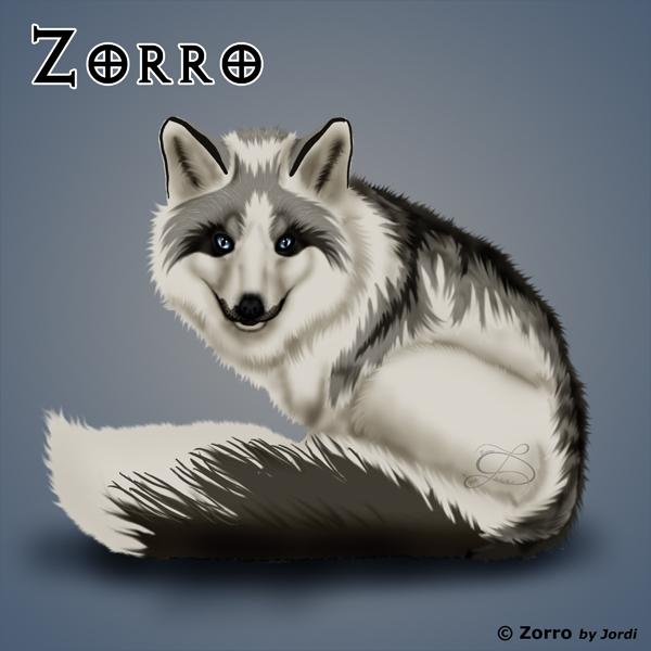 lišák: Zorro